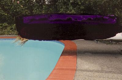 Marie Le Lievre, 'Paint Shadower (purple rain)', 2018