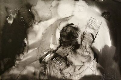 Dennis Paul Williams, 'Zydeco Series No. 23021'