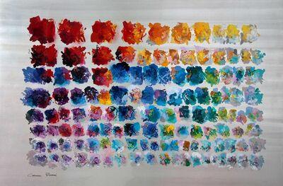 Calman Shemi, 'Flower Field', 2014