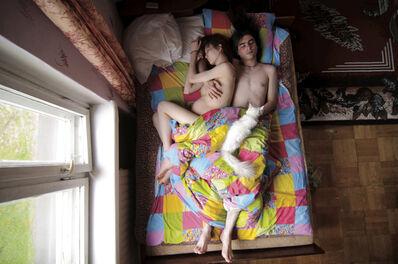 Jana Romanova, 'Untitled, Moscow, Russia (Waiting 35)', 2009-2011