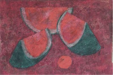Rufino Tamayo, 'Sandias', 1973