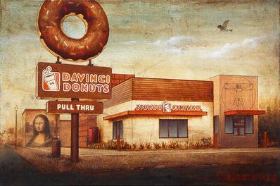 Ben Steele, 'Da Vinci's Donuts', 2017
