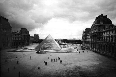 Wendy Paton, 'Le Louvre'
