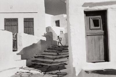Henri Cartier-Bresson, 'Siphnos, Greece', 1961