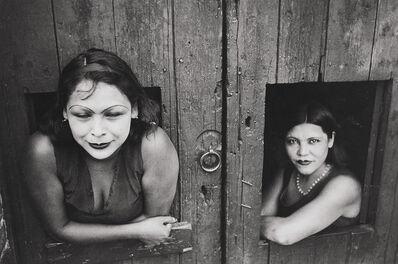 Henri Cartier-Bresson, 'Calle Cuauhtemoctzin, Mexico City', 1934