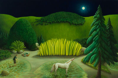 Helen Flockhart, 'Shallows', 2017