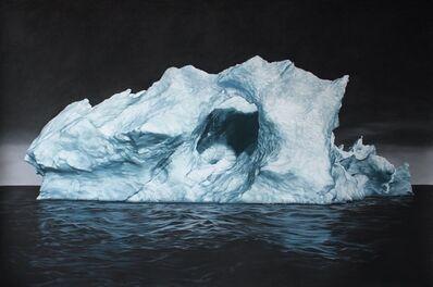 Zaria Forman, ' Svalbard #33', 2014