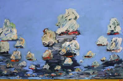 Gregory Hardy, 'Windy Day Down by Marenga'