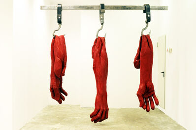 Catalin Badarau, 'Meat Me III', 2015