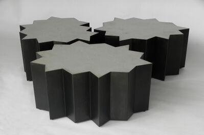 """Stéphane Ducatteau, 'Coffee tables """"Cellules""""', 2015"""