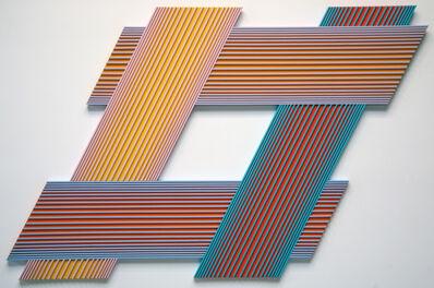 Richard Anuszkiewicz, 'Translumina – Rhombus I', 1987