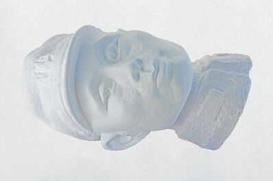Wah Nu and Tun Win Aung, 'White Piece #0170: Forbidden Hero (On the Horseback)', 2013
