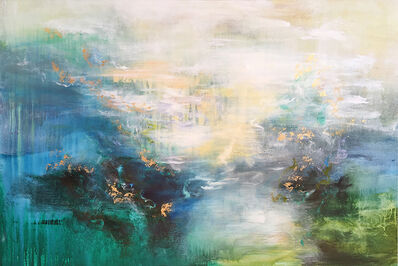Kathy Buist, 'Worlds Within', 2018