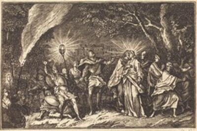 after Sébastien Le Clerc I, 'Betrayal of Judas'