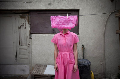 Oded Balilty, 'Pink, Hide and Seek, Tel Aviv', 2008