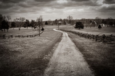 Frank Bartucca, 'Spring: The South's Road to Home; Appomattox Court House, VA 2015', 2015