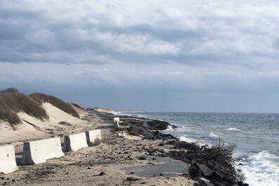 Jane Paradise, 'February Destruction Herring Cove Provincetown', 2017