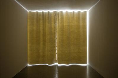 Rosa Barba, 'White Curtain', 2012