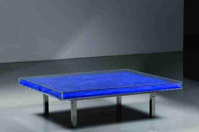Yves Klein, 'Table IKB®', 1961/1963