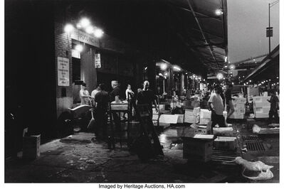 Vincent Giarrano, 'Old Fulton Fish Market, NYC', 2005
