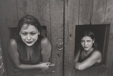 Henri Cartier-Bresson, 'Calle Cuauhtemoctzin, Mexico City', 1934–1935