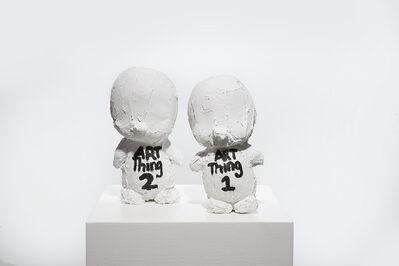 Ivy Naté, 'Sculpture: 'Art Thing 1 & 2'', 2016