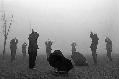 Niu Guozheng 牛国政, 'Pingdingshan', 1996