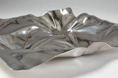 Verner Panton, 'Silver dish'