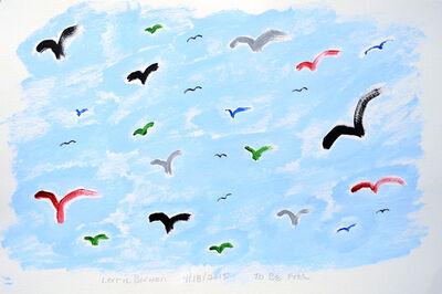 L.B. Berman, 'To Be Free', 2015