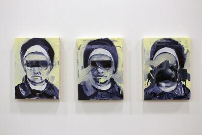 Bartosz Beda, 'Nuns I, II & III', 2017