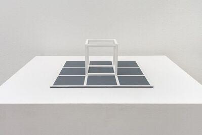 Sol LeWitt, 'Cube', 1965