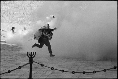 Micha Bar-Am, 'Western Wall, Jerusalem', 1989