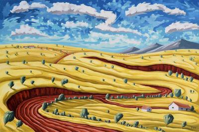 Jono Tew, 'Valley Home', 2019