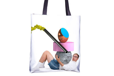 Jeremy Bailey, 'You Tote Bag (121)'