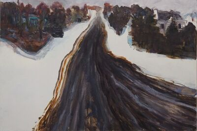 Christopher Lowry Johnson, 'Road Out of Town', 2018