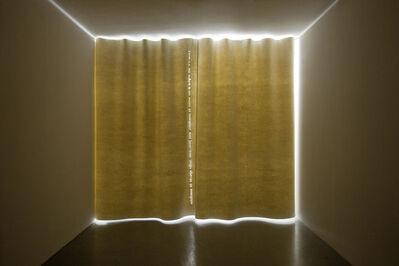 Rosa Barba, 'White Curtain', 2011