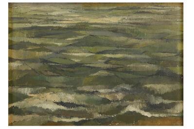 Bernard Myers, 'Seascape'