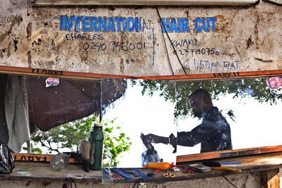 Andrew Esiebo, 'Nuance, Accra #7', 2012