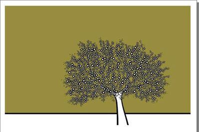 Richard Scott, 'Olive Orchard'