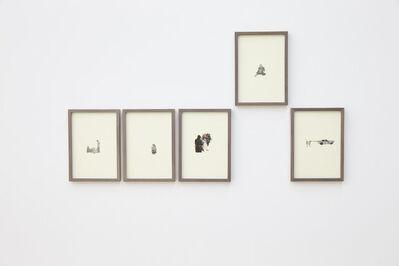 Rabih Mroué, 'Leap year's Diary', 2006-2016