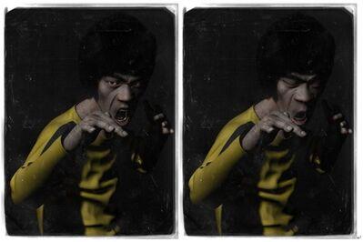 Chu Shu-Hsien, 'Bruce Lee—NG Face 3', 2013
