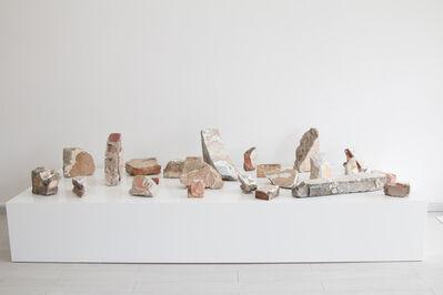 Rafael Villares, ' Fragments of the world', 2019
