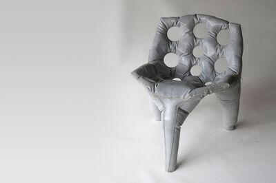 Remy & Veenhuizen, 'Soft Concrete Chair', 2010