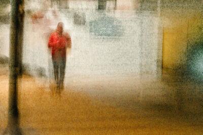 Sol Hill, 'Urban Figure no. 5273 - Red Shirt', 2011-2014