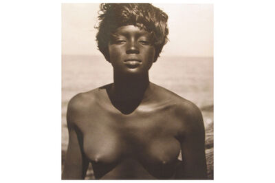 Herb Ritts, 'Naomi Campbell, Hawaii', 1989