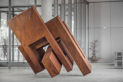 Arturo Berned, 'Cabeza II (Head II)', 2011