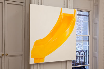 Louis Eisner, 'Yellow Right Turn', 2012