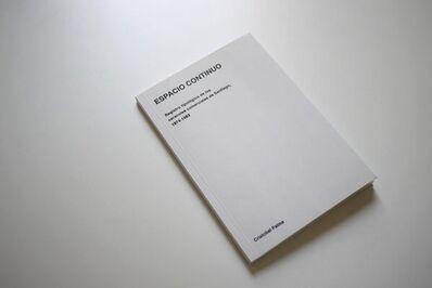 CRISTOBAL PALMA, 'Espacio Continuo', 2012