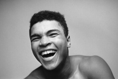 Stanley Weston, 'Cassius (Muhammad Ali), Los Angeles, California', 1962
