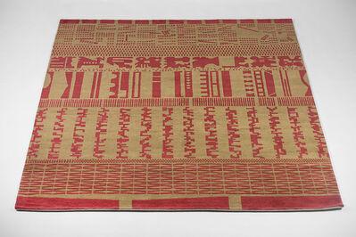 "David Salkin, '""Housing for one million"" rug', 2012"